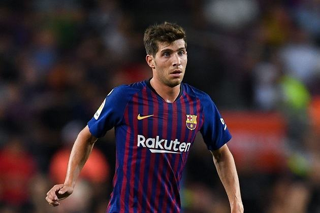 Sergi Roberto: We didn't want to play football any more after Bayern defeat - Bóng Đá