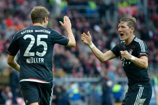 Thomas Muller is now the joint-most decorated German player in football history - Bóng Đá