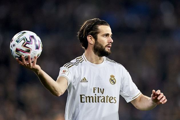 Nacho has received 'interesting offers' from multiple clubs amid uncertainty over Madrid future (reliability: 5 stars) - Bóng Đá