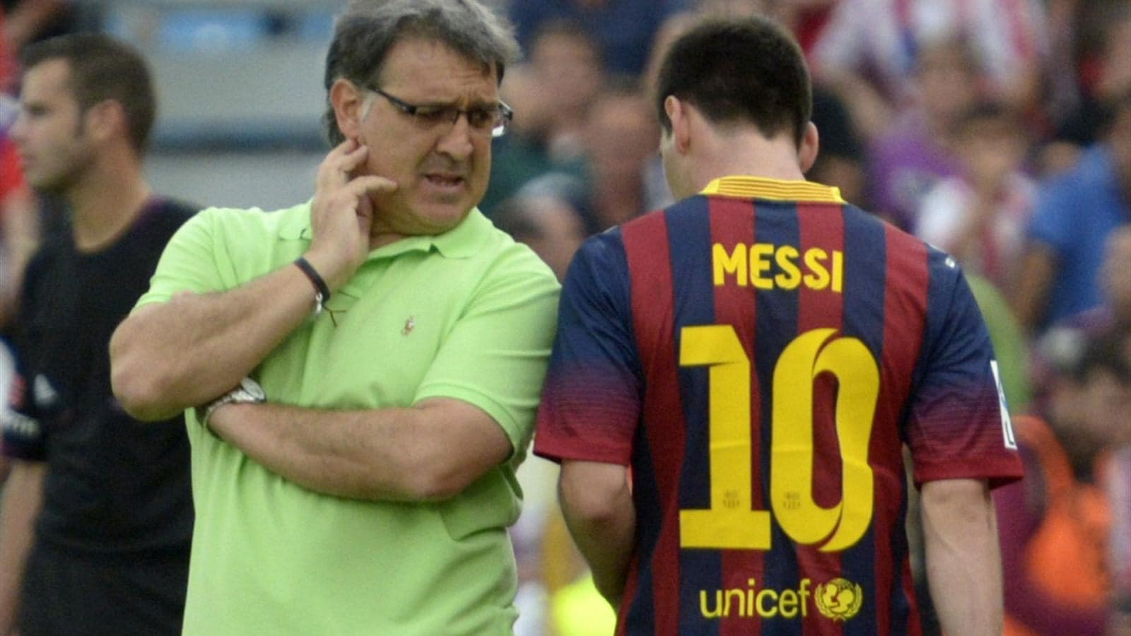 Former Barcelona manager exposes Lionel Messi's toxic control over the club - Bóng Đá
