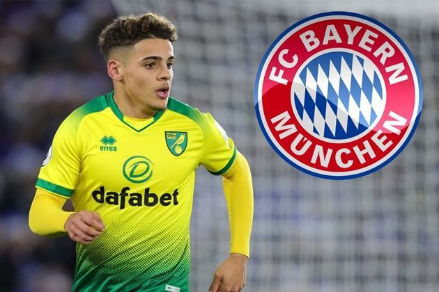 Norwich are demanding €22m fixed + €11m in success related bonuses for Max Aarons - Bóng Đá