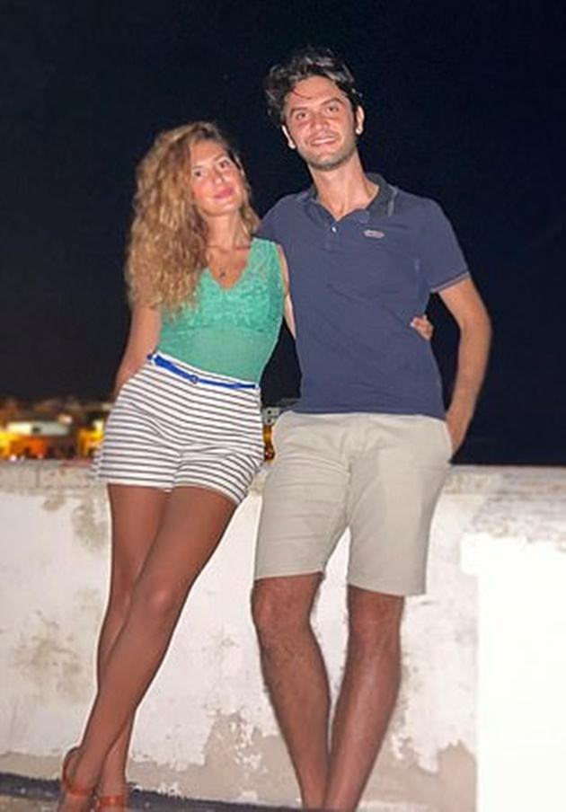 Italian football referee and his model girlfriend are stabbed to death at their home - Bóng Đá