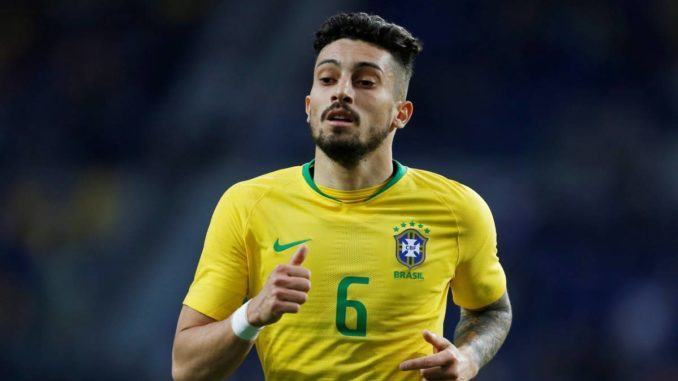 Deal close – Man Utd could agree £45.8million terms in fee and wages to seal signing - Alex Telles - Bóng Đá