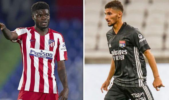 Ornstein: Aouar looks more likely than Partey – player appears keen - Bóng Đá