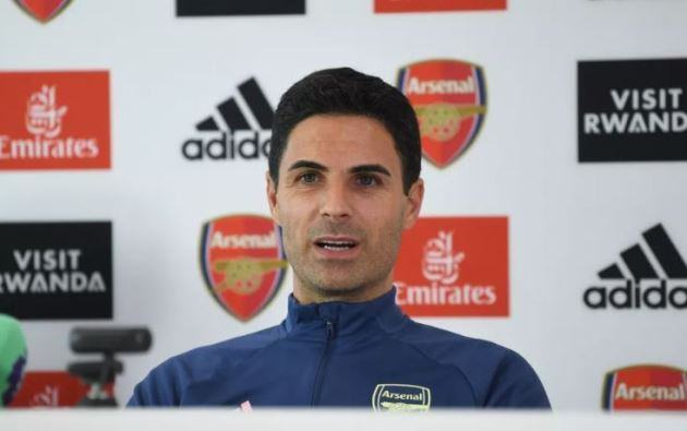 """Arsenal Manager Mikel Arteta Hails Thiago as """"A Great Signing for Liverpool"""" - Bóng Đá"""