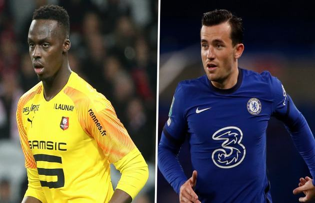 Lampard says Chilwell and Mendy's ready to start - Bóng Đá
