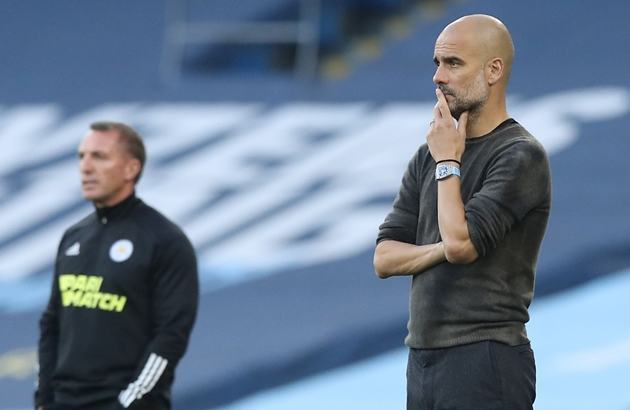 aaaPep Guardiola: Manchester City were not strong enough to be patient against Leicester - Bóng Đá