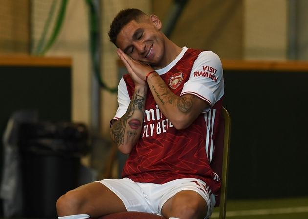 Lucas Torreira 'very close' to joining Atletico Madrid from Arsenal - Bóng Đá