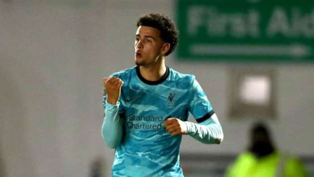 'Jones is an exceptional talent' - Klopp says Liverpool 'will have some fun' with teenage midfielder - Bóng Đá