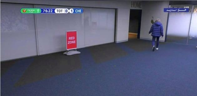 Jose Mourinho reveals why he chased Eric Dier down the tunnel during Chelsea win - Bóng Đá
