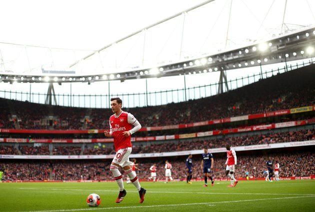 'PRETTY AMAZING': BBC PUNDIT CLAIMS IT'S ALL OVER FOR ONE PLAYER AT ARSENAL - Bóng Đá