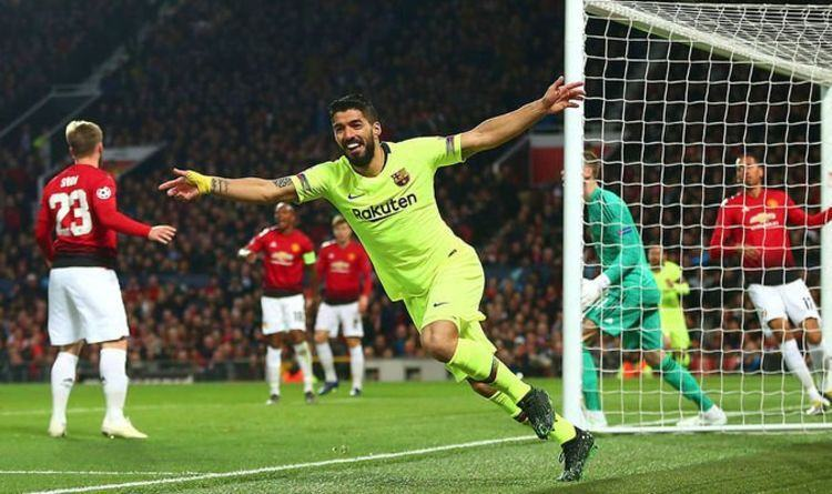 Luis Suarez had a Manchester United transfer clause in Barcelona contract - Bóng Đá