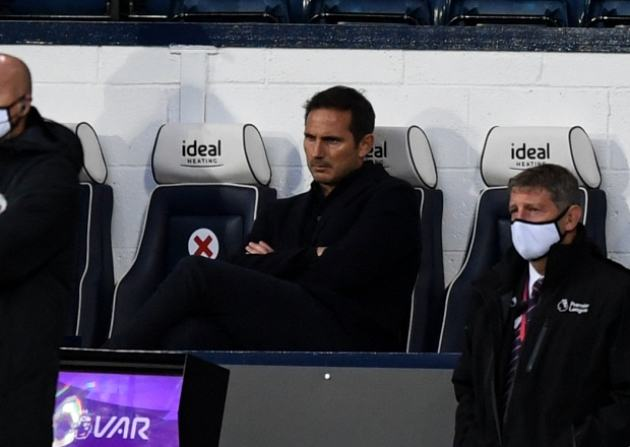 Chelsea dressing room chaos with Frank Lampard ready to ditch player after confrontation - Bóng Đá