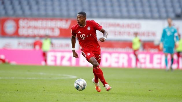 Manchester United are monitoring David Alaba's situation with Bayern Munich, according to the Star on Sunday.  - Bóng Đá