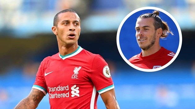 'Thiago & Bale difference between champions & also-rans' – Collymore compares Liverpool & Spurs business - Bóng Đá