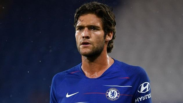 Marcos Alonso reportedly hopeful of Inter swith after getting dressing down from Frank Lampard - Bóng Đá