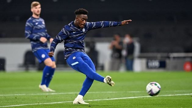 Hudson-Odoi 'hires personal training and rents entire pitch' to try winning back Chelsea starting role - Bóng Đá