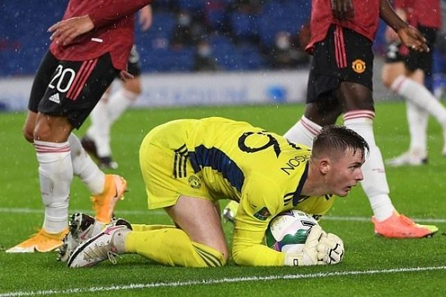 Andy Cole full of praise for Dean Henderson after fine save from Leandro Trossard preserved his second clean sheet in two matches - Bóng Đá
