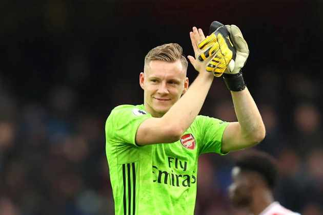 Arsenal need to sign a goalkeeper to replace Bernd Leno, according to former Liverpool and Leeds defender Dominic Matteo. - Bóng Đá