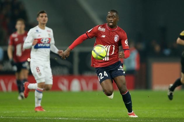 Lille president Gerard Lopez wants to sell Arsenal target Boubakary Soumare before the window shuts with Napoli's £25 million - Bóng Đá