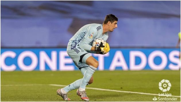 Courtois: Hazard is sad about his injury, but it's only a small setback - Bóng Đá