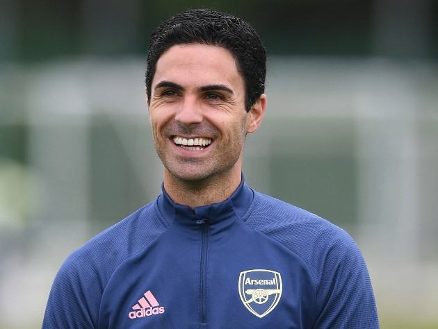 Pierre-Emerick Aubameyang reveals how Mikel Arteta is trying to school Arsenal's class of 2020 into a top side  - Bóng Đá