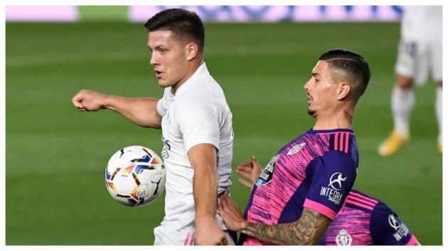 Jovic has a good record against Real Madrid's group-stage opponents - Bóng Đá