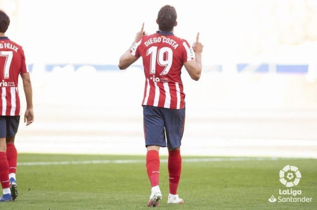 Atletico Madrid's goals are more spread out than ever - Bóng Đá
