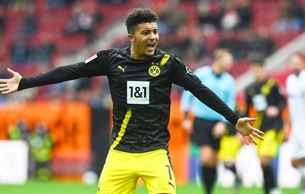 Jadon Sancho to Manchester United: Englishman convinced he will sign for English giants - Bóng Đá