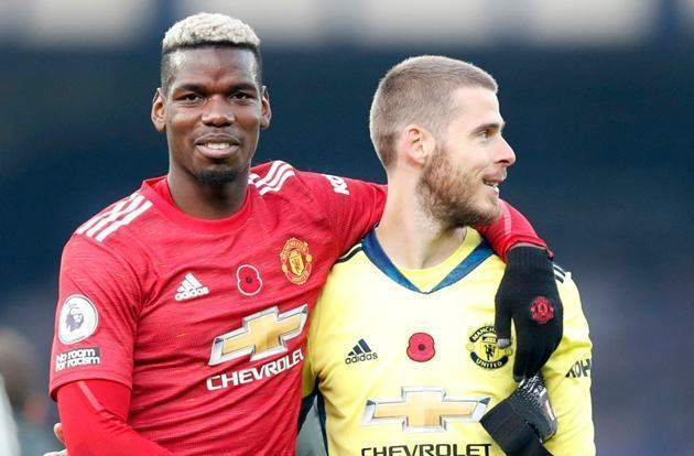 Real Madrid 'unlikely to move for Manchester United midfielder Paul Pogba' - Bóng Đá
