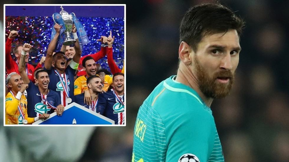 Lionel Messi 'to be a Paris Saint-Germain player next year' according to French football reporter - Bóng Đá