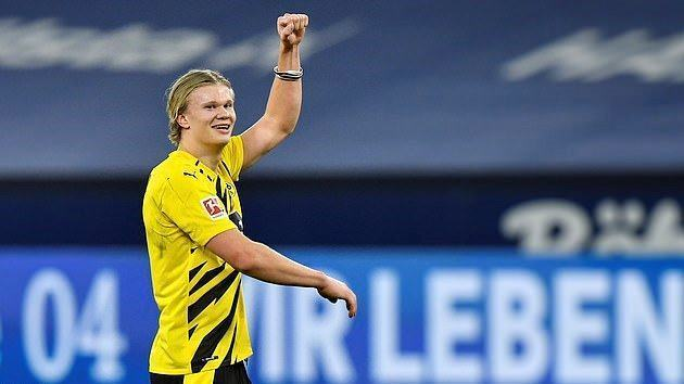 Mino Raiola reveals only FOUR Premier League clubs can afford to sign Erling Haaland - Bóng Đá