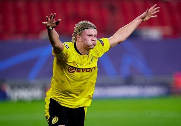 'I have my ideas for the future of this club' - Barcelona boss Koeman reacts to Haaland transfer talk - Bóng Đá