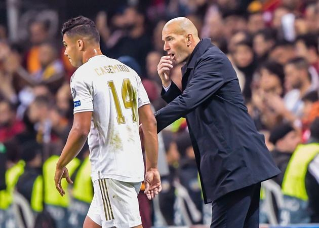 Report: Juve could attempt to land Real Madrid midfielder (Casemiro) - Bóng Đá