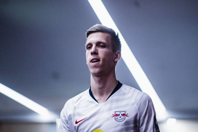 Manchester United transfer target Dani Olmo reveals why he joined RB Leipzig over Premier League move - Bóng Đá