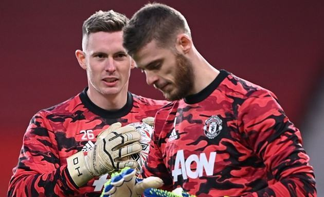 Lee Grant offers view on Dean Henderson and David de Gea situation at Man Utd - Bóng Đá
