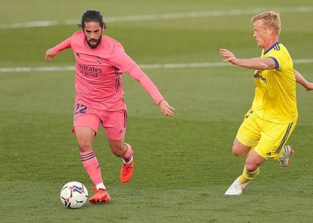 The relationship between Real Madrid and Isco is BROKEN. Isco was humiliated after he didn't even warm up vs Levante - Bóng Đá