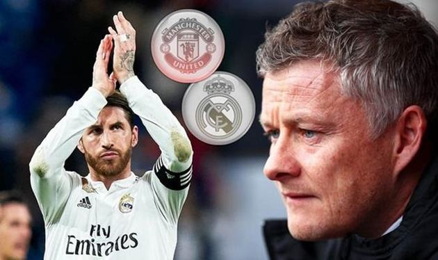 Manchester United close to Sergio Ramos deal - reports - Bóng Đá