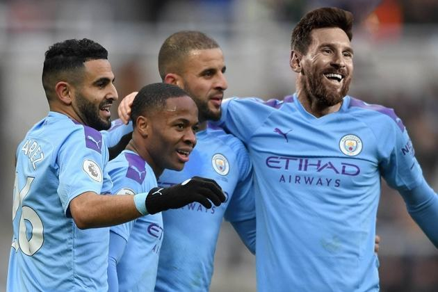 Man City a 'solid destination' for Lionel Messi as contract offer is 'slashed' (Rivaldo) - Bóng Đá