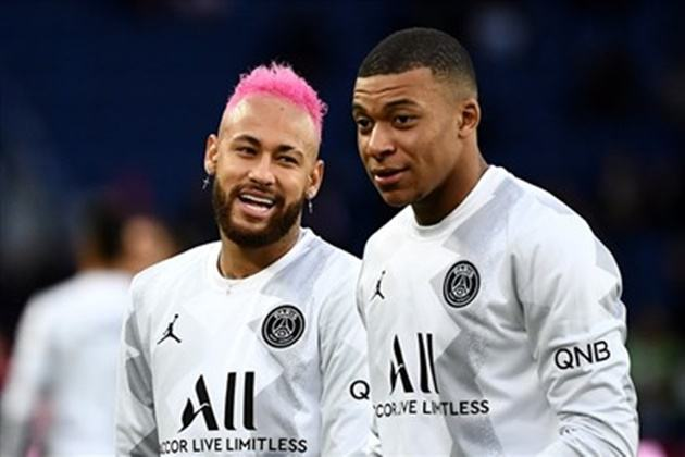 Kylian Mbappe says Neymar contract renewal will see him 'write the history' of PSG - Bóng Đá