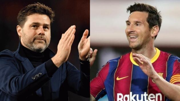 Pochettino: PSG have a strategy to improve, it'd be amazing to coach Messi - Bóng Đá