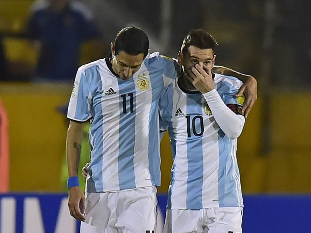 Di María: my wife said if Messi comes to PSG, I should stay even if only as a cook - Bóng Đá