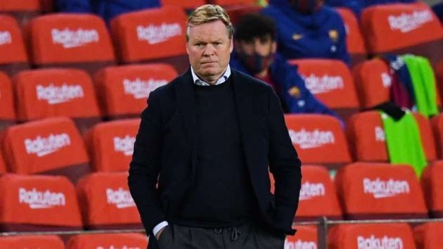 If they want to talk about Leo, they can' - Koeman blasts PSG and Lyon over Messi talk - Bóng Đá