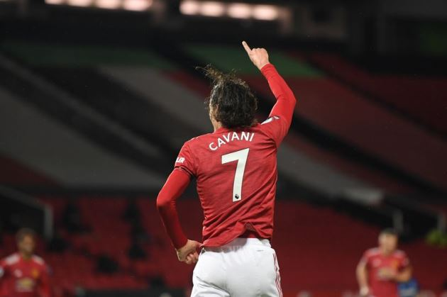 Manchester United fans name ideal Edinson Cavani replacement after transfer claims - Bóng Đá