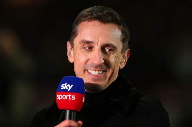 Gary Neville's Manchester United transfer dream could become reality - Bóng Đá