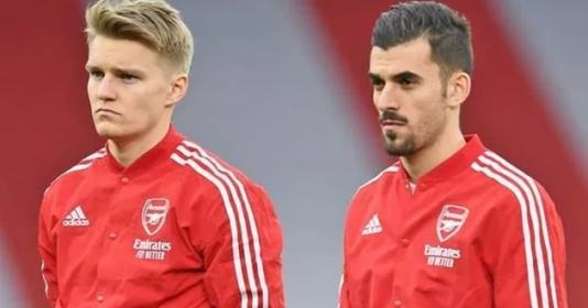 FABRIZIO ROMANO DELIVERS UPDATE ON ARSENAL'S HOPES OF LANDING ODEGAARD AND CEBALLOS PERMANENTLY - Bóng Đá