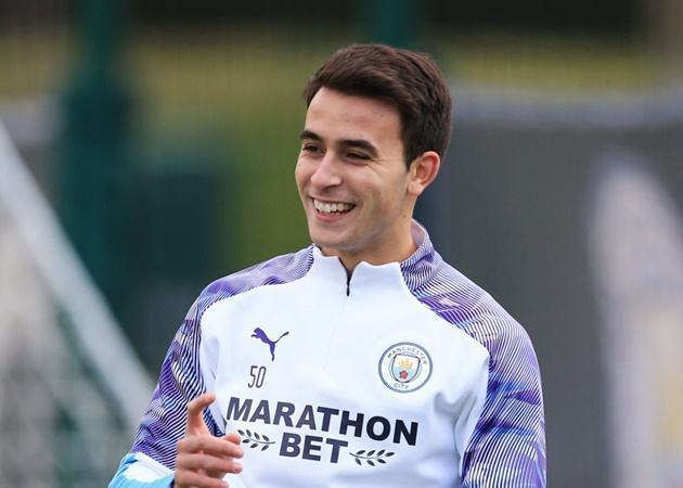 Eric Garcia will join Barcelona in the summer as a free agent, confirmed. Pep Guardiola: