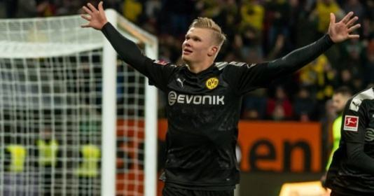 Man Utd have made contact with Erling Haaland - Bóng Đá