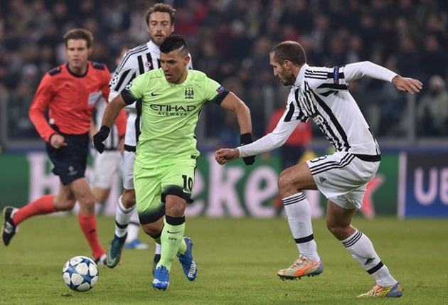 'Aguero can be like Tevez' - Manchester City striker would be the 'perfect' signing for Juventus, says Causio - Bóng Đá