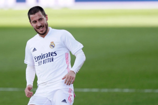 Eden Hazard set to be fit for Chelsea reunion as Zinedine Zidane confirms Real Madrid star is 'ready'    - Bóng Đá